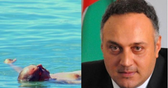 Незаконният басейн на топлата вода до Офицерския плаж, популяренсред варненци