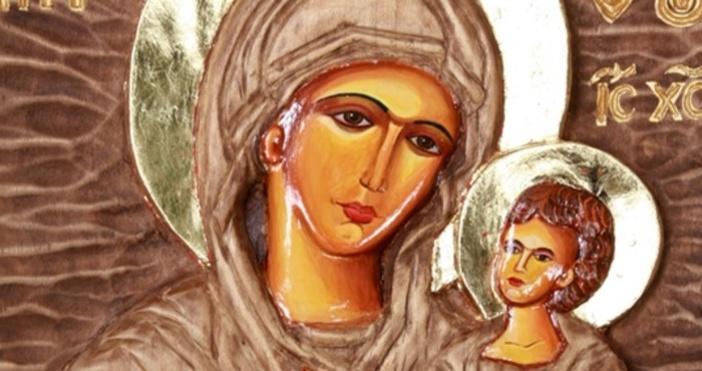 На 15 август честваме Успение на Пресвета Богородица,Успение БогородичноилиГоляма БогородицаГоляма