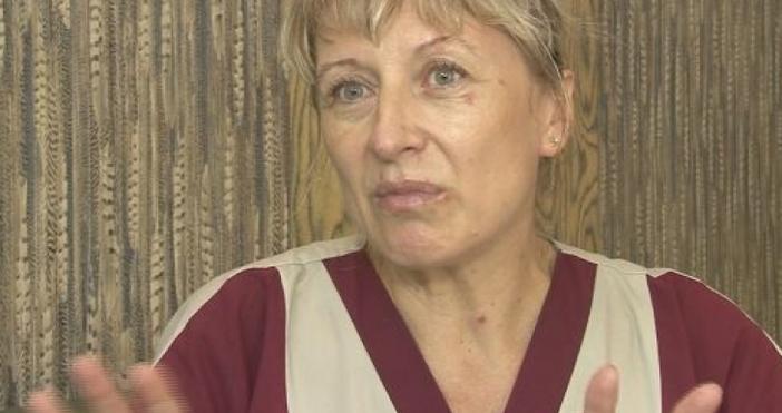 Оксана Софроневаот Украйна е камериерката, която стана жертва на австрийски