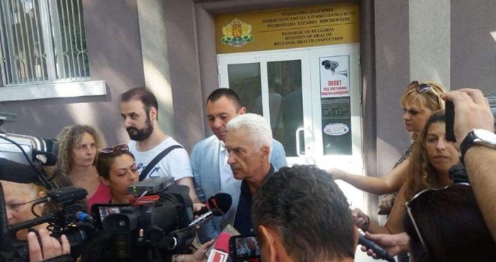 Атаката на Волен Сидеров срещу коалиционния му партньор Валери Симеонов