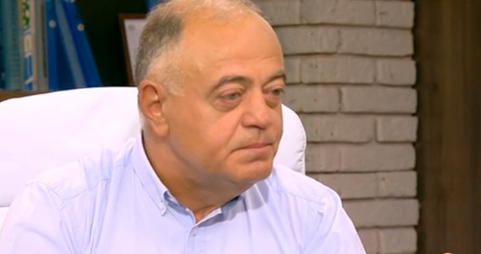"""Ген. Атанас Атанасов бе гост в предаването """"Тази Сутрин"""" по"""