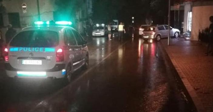 Снимка фейсбукДве деца са блъснати в Петрич от автомобил след