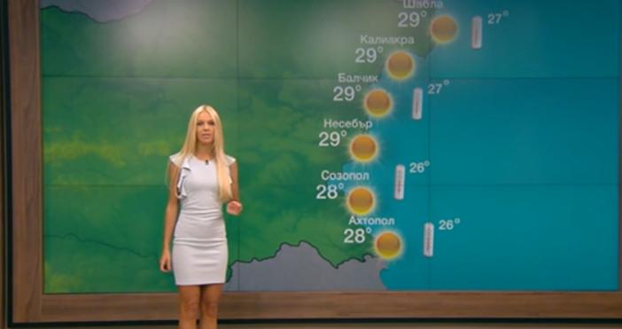 Слънчевото и горещо време в България ще се запази и