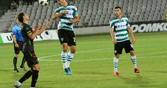Черно море и Берое завършиха наравно - 0:0, в мач