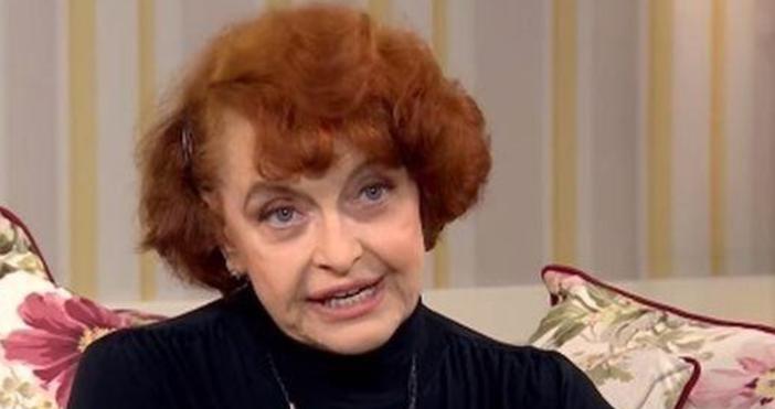 """Майката на джаз примата Камелия Тодорова е починала. """"Вчера загубих"""