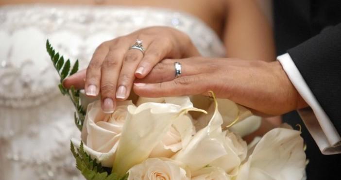 Над 100 сватби ще има днес в столицата заради съвпадението