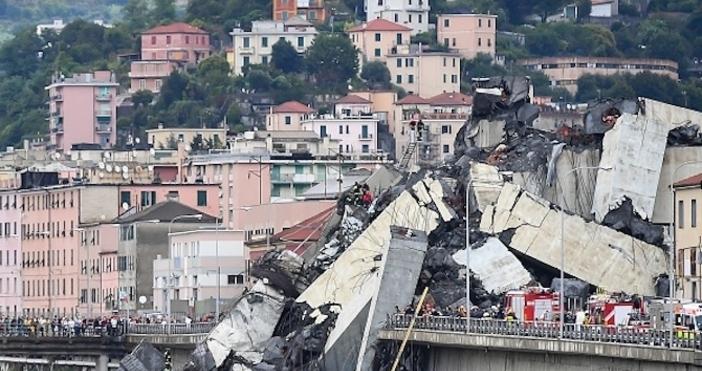 Още три тела бяха открити под отломките от рухналия мост