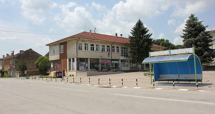 marica.bgснимка: Сградата на кметствотно в село МечкаПроцентът на децата с
