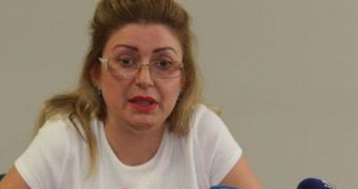 Бившата вече изпълнителна директорка на Агенция по вписванията (АВп) Зорница