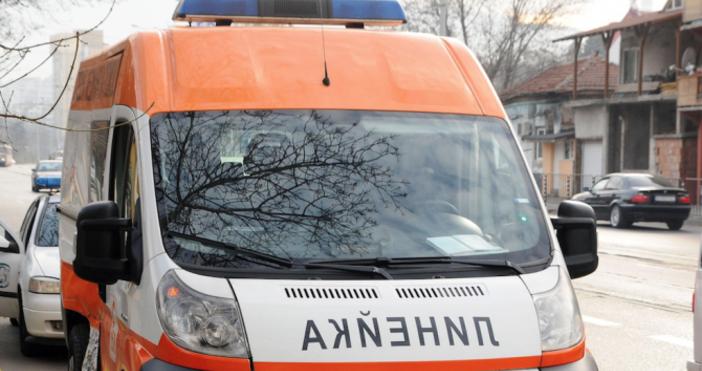 """29-годишна жена е ранена при катастрофа на магистрала """"Тракия"""".Ударът е"""