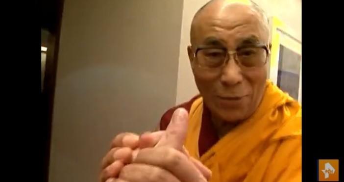 Далай Лама е духовен учител и приеман за гуру от