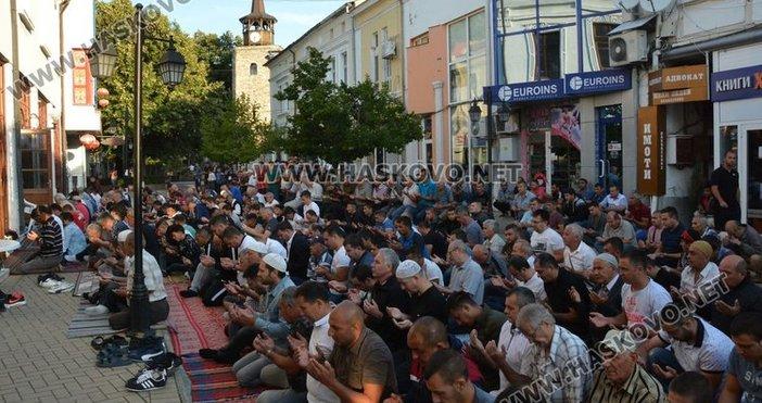 Снимка: Haskovo.netEдин от най-големите си празници през годината отбелязват днес