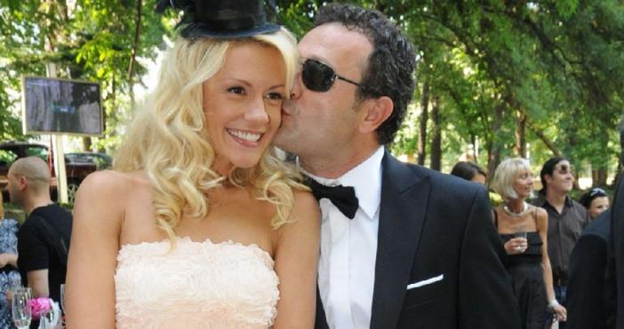 Снимка: Галерия със супер сензация: Мария и Рачков вдигнали сватба в Тоскана!