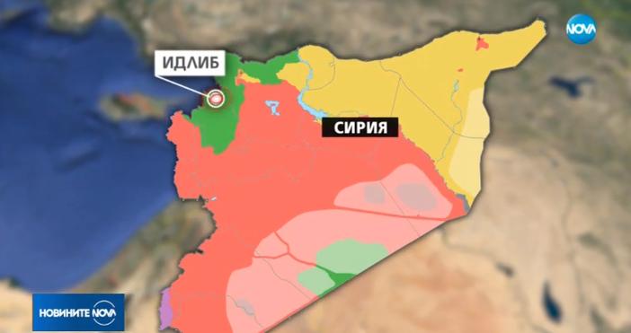 Турция подсили военното присъствие по границата със Сирия,за да бъде