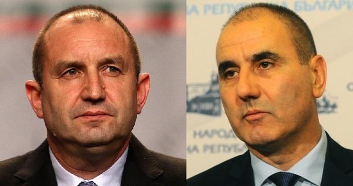 Председателят на парламентарната група на ГЕРБ Цветан Цветанов нападна остро