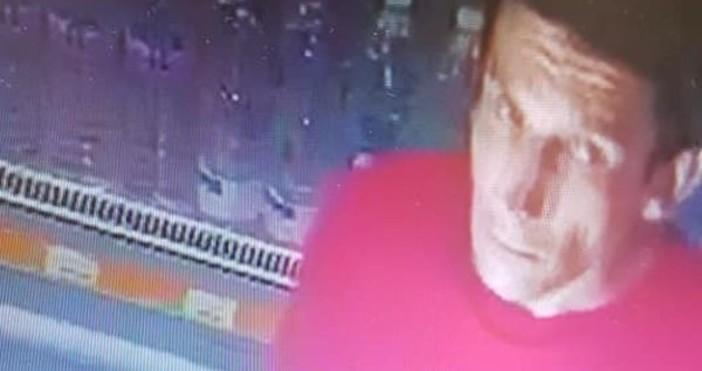 Камера засне нагъл крадец от бензиностанция във Варна. Случката се