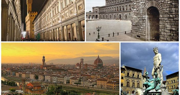 Снимка: УикипедияВластите в италианския град Флоренция, който е като магнит