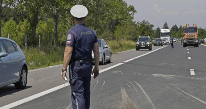 Снимка БулфотоСигнал за пътен инцидент в района на 19-и км