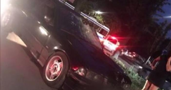 Шофьорът, който блъсна с автомобила си 39-годишен балетист на колело