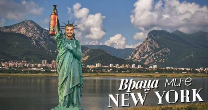 Новата звезда наБотев (Враца) Валери Божинов ще тъне в лукс