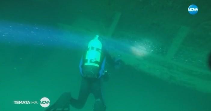Разказваме ви за Мопанг - потъналия преди век кораб край