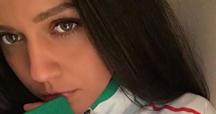 Половинката на Теодор Салпаров - актрисата Ралица Паскалева, е пределнонадъхана