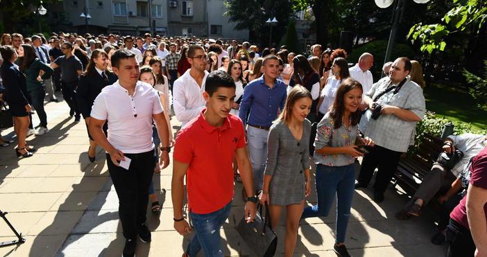 Днес в Медицински университет-Варна с официална церемония и водосвет за