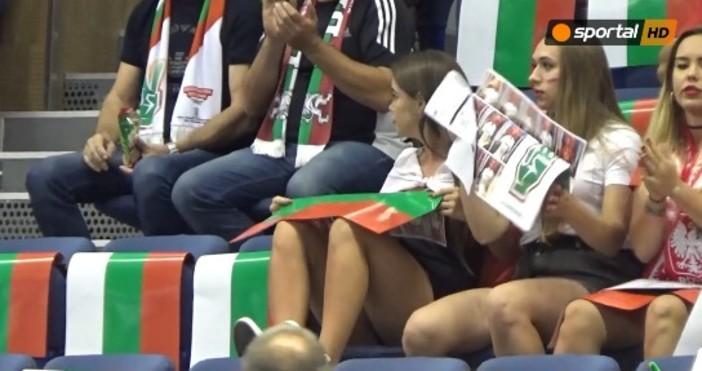 Волейболните ни национали загубиха от действащия световен шампион Полша с