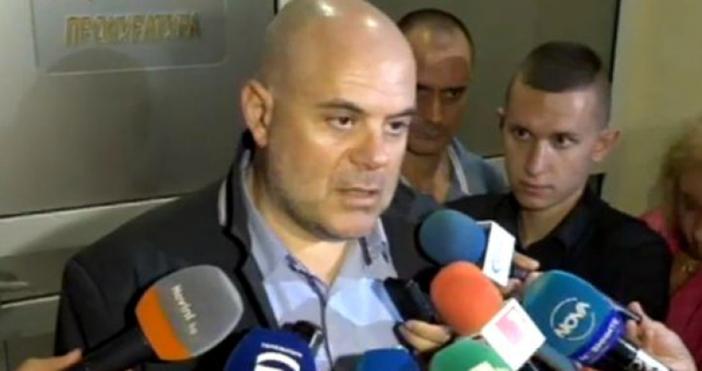 Заместник-главният прокурор Иван Гешев явно намекна, че определени действия или