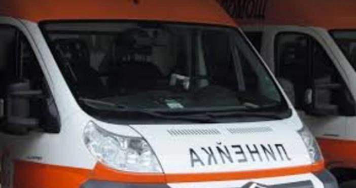 Снимка БулфотоЗаплашиха с убийство медицински екип в Пловдив. Грозната сцена