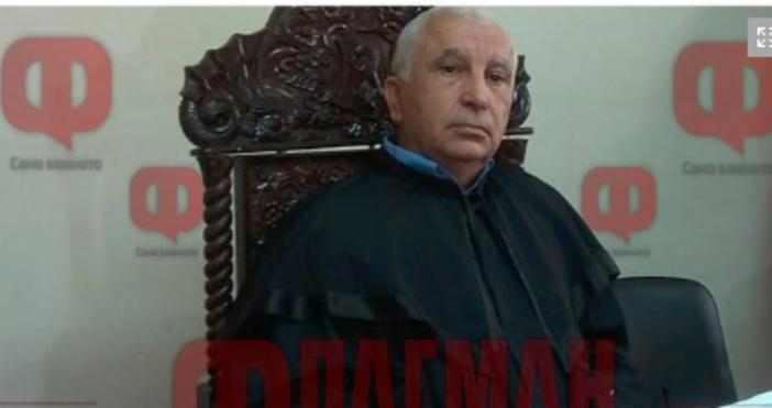 снимка флагман.бгБургаският окръжен съд, ръководен от Стефан Стойков и Даниел