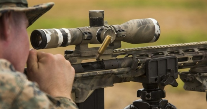 Снайперист отБългарската армиясе отличи с уникален изстрел, поставяйки рекорд. В
