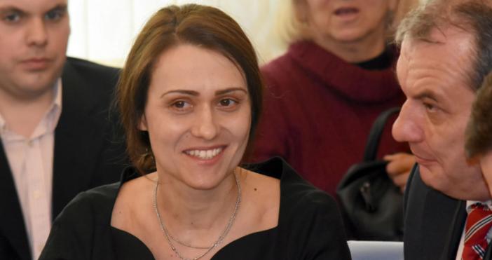 Фирмата на Гинка Върбакова -