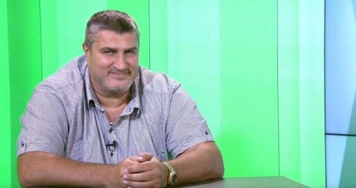 Легендата на световния волейбол и вицепрезидент на Българска федерация Любо