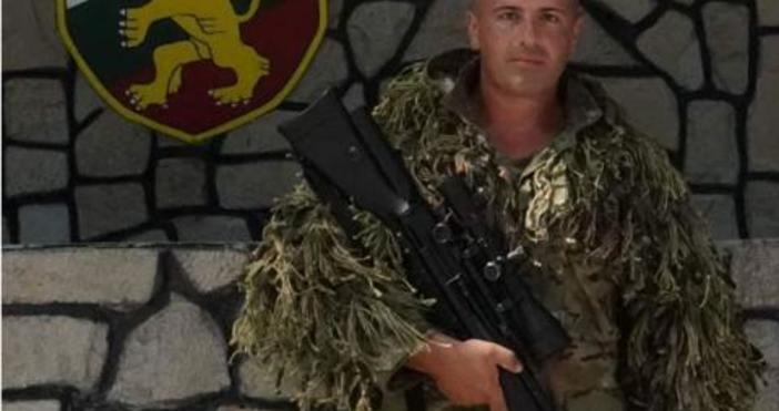 Снимка: Armymedia.bgНа състезание в Германия по-рано тази година българин постигна