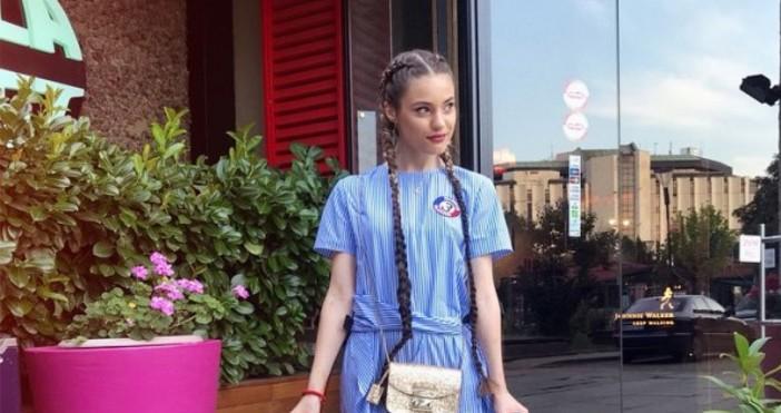 Снимка: Instagram Моделът Кристин Илиева успешно се възстановява от тежката