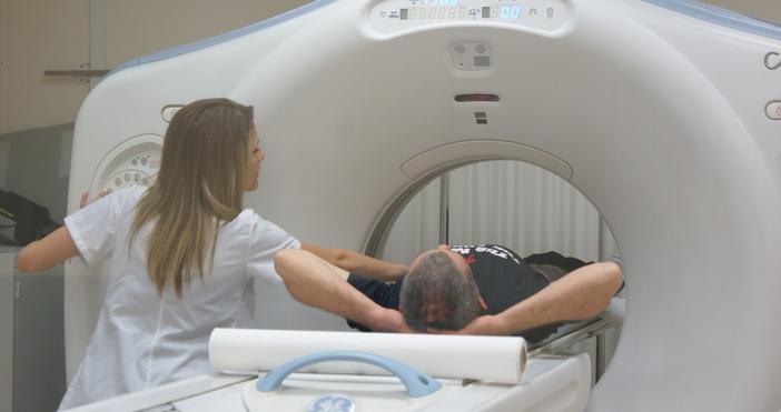 Отстъпка 20% от платеното изследване на скенер или ядрено-магнитен резонанс