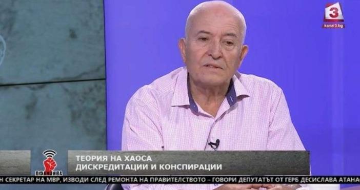 В България има една много-много предпазлива линия на премиера да