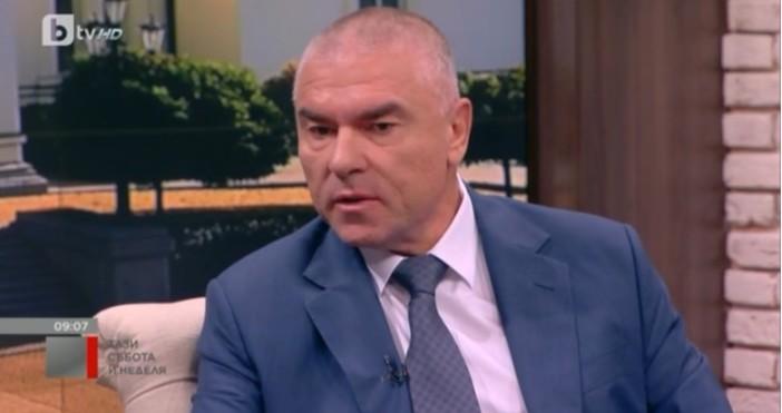 """Бтв""""Красимир Каракачанов е вицепремиер по случайност"""", смята бизнесменът и лидер"""