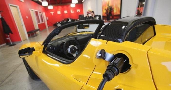 СнимкаGetty Images/Guliver (Архив)Продажбата на електрически автомобили бележи рекорден ръст през