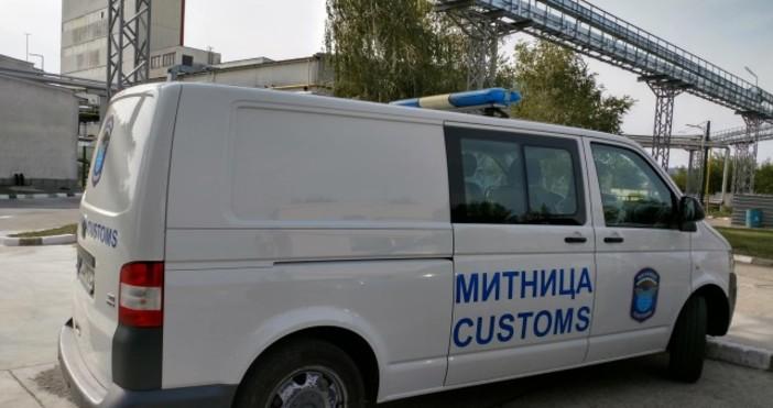 Фабриката за спиртни напитки в Церковски и заводът за бутилиране