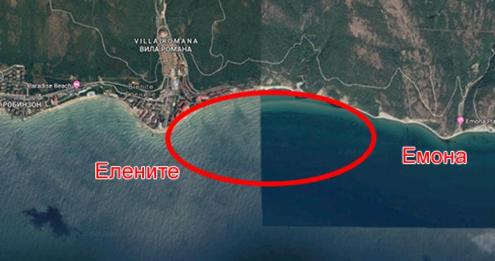 Страшна трагедия се разигра във водите на Черно море край