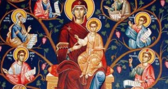 Днес Православната църква отдава почит на Преп. Ефросиния Александрийска, Преп.