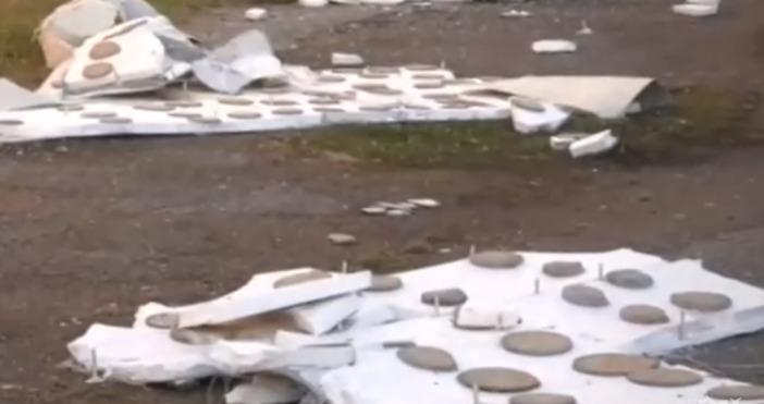 До 90 км/ч. стигнаха поривите на вятъра в Монтанско, хиляди