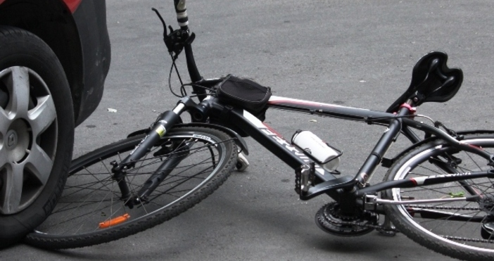 Снимка: Трима велосипедисти и две пешеходки са ранени при пътни инциденти във Варна в последните дни