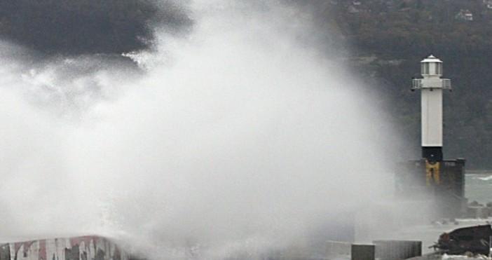 Снимка: Булфото, архивЖълт код за бурни ветрове е в сила