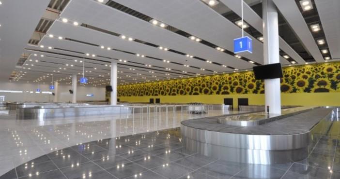 Снимка: БулфотоОчакваният ръст на пътниците на летището във Варна за
