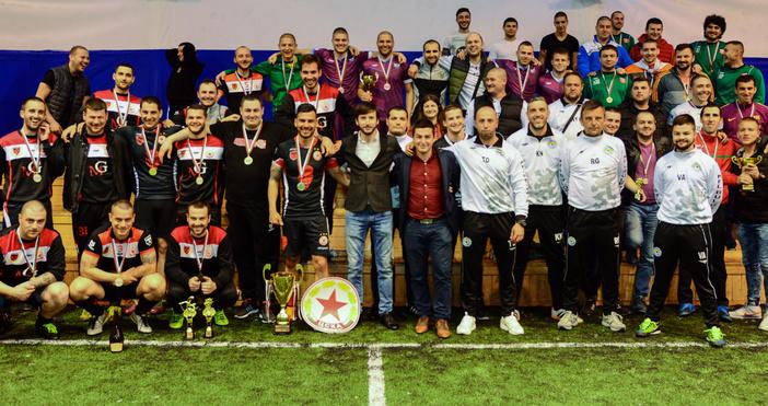 С нов формат стартира петото издание на Минифутболна лига-Варна. За