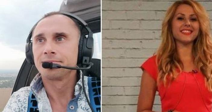 Баровец с частен самолет е бившият съпруг на убитата Виктория