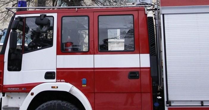 Снимка: БулфотоЕдин е регистрираният пожар с преки материални щети през